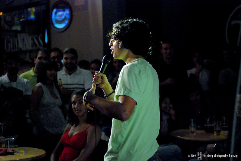 Stanford Comedy Show - Sept 17, 2008