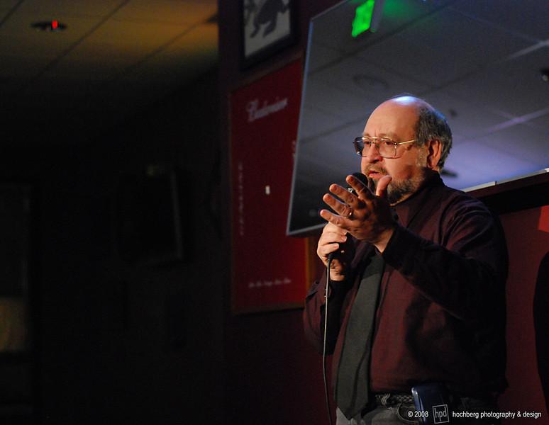 Stanford Comedy Show - Dec 4th, 2007