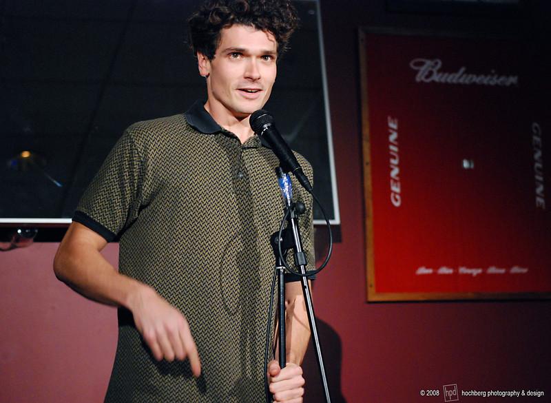 Stanford Comedy Show - Dec 9th, 2007